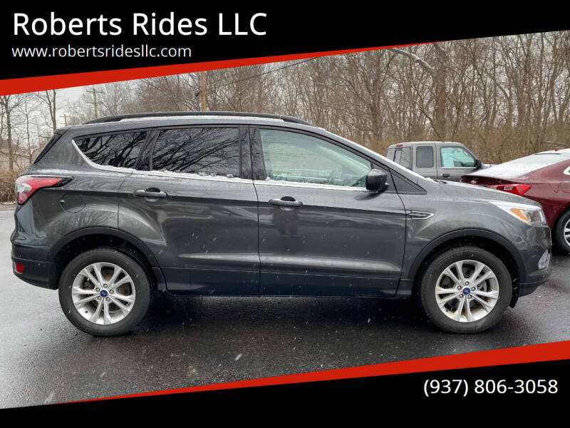 2018 Ford Escape for sale at Roberts Rides LLC in Franklin OH