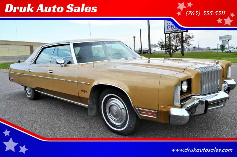 1976 Chrysler New Yorker for sale in Ramsey, MN