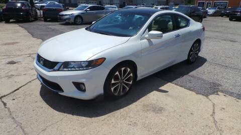 2014 Honda Accord for sale at Unlimited Auto Sales in Upper Marlboro MD