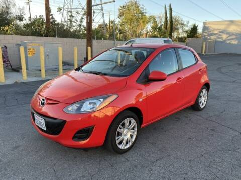 2012 Mazda MAZDA2 for sale at Hunter's Auto Inc in North Hollywood CA