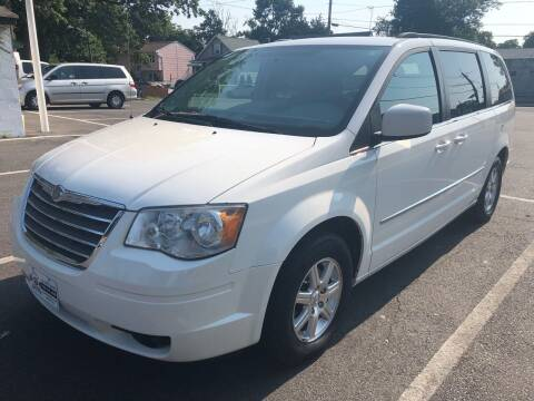 2009 Chrysler Town and Country for sale at EZ Auto Sales , Inc in Edison NJ