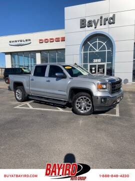 2015 GMC Sierra 1500 for sale at Bayird Truck Center in Paragould AR