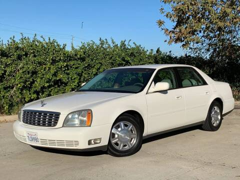 2004 Cadillac DeVille for sale at Auto Hub, Inc. in Anaheim CA