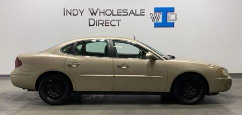 2005 Buick LaCrosse for sale at Indy Wholesale Direct in Carmel IN