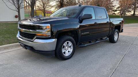 2018 Chevrolet Silverado 1500 for sale at Western Star Auto Sales in Chicago IL