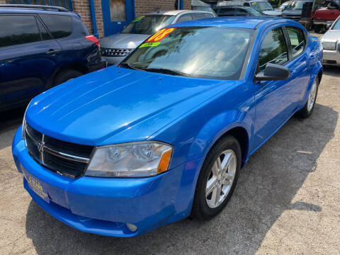 2008 Dodge Avenger for sale at 5 Stars Auto Service and Sales in Chicago IL