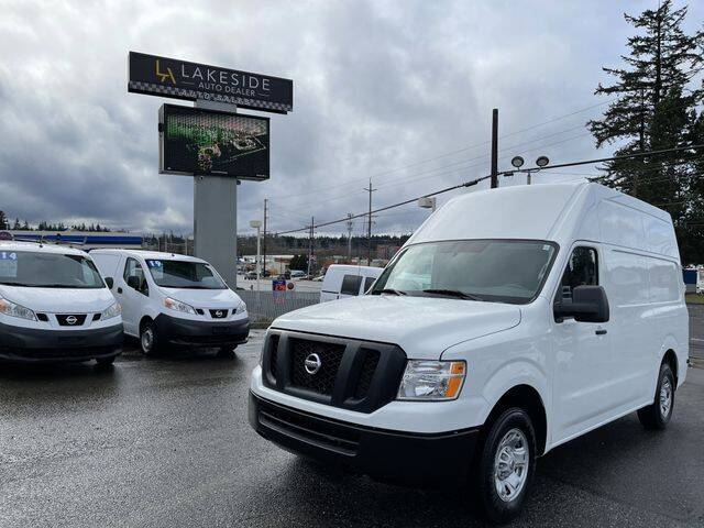 2020 Nissan NV Cargo for sale at Lakeside Auto in Lynnwood WA