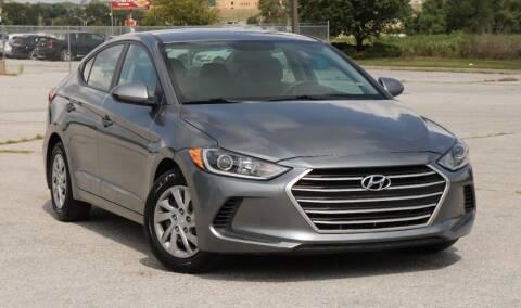2018 Hyundai Elantra for sale at Big O Auto LLC in Omaha NE