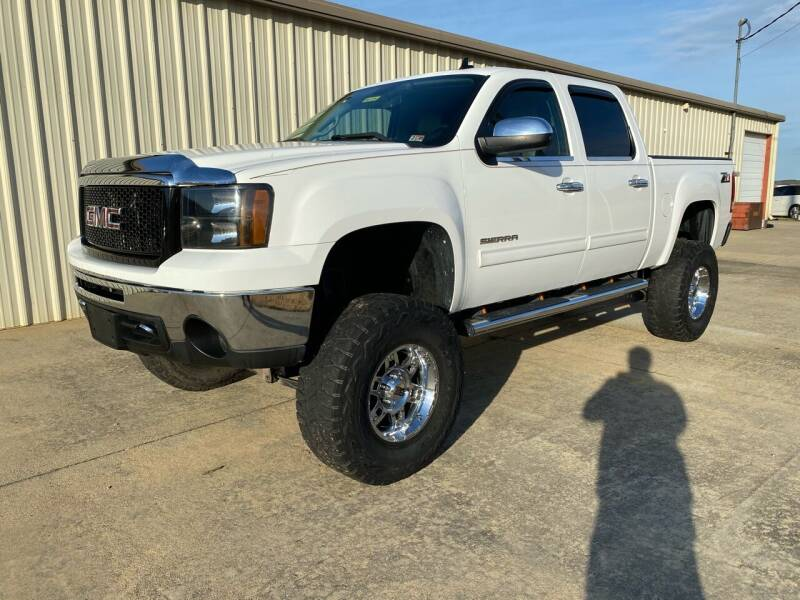 2013 GMC Sierra 1500 for sale at Freeman Motor Company in Lawrenceville VA
