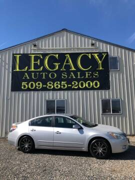 2010 Nissan Altima for sale at Legacy Auto Sales in Toppenish WA