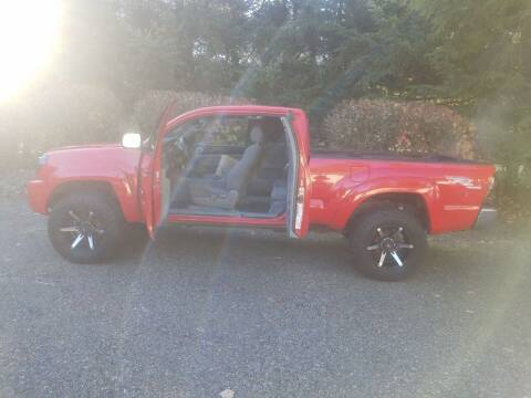 2005 Toyota Tacoma for sale at Bonney Lake Used Cars in Puyallup WA