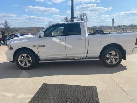 2014 RAM Ram Pickup 1500 for sale at Head Motor Company - Head Indian Motorcycle in Columbia MO