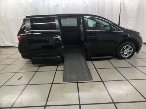 2012 Honda Odyssey for sale at AMS Vans in Tucker GA