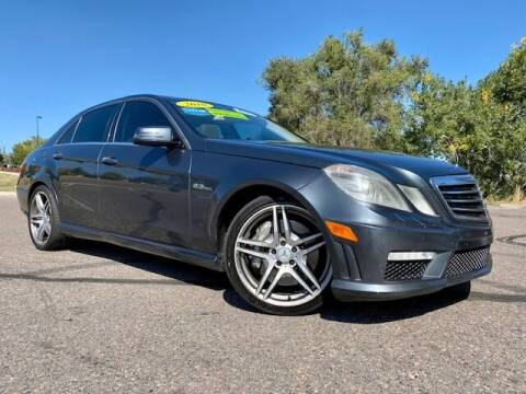 2010 Mercedes-Benz E-Class for sale at UNITED Automotive in Denver CO