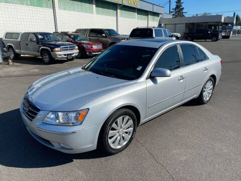 2009 Hyundai Sonata for sale at Vista Auto Sales in Lakewood WA