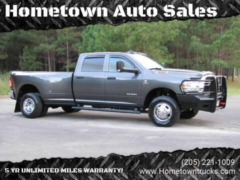 2019 RAM Ram Pickup 3500 for sale at Hometown Auto Sales - Trucks in Jasper AL