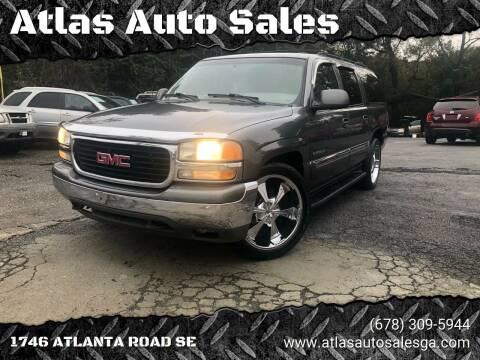 2000 GMC Yukon XL for sale at Atlas Auto Sales in Smyrna GA