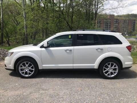 2015 Dodge Journey for sale at WESTON FORD  INC in Weston WV