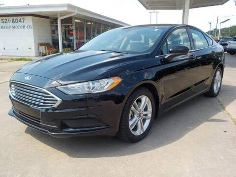 2018 Ford Fusion for sale at Parker Motor Co. in Fayetteville AR