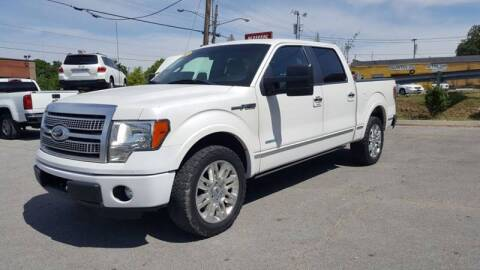 2012 Ford F-150 for sale at A & A IMPORTS OF TN in Madison TN
