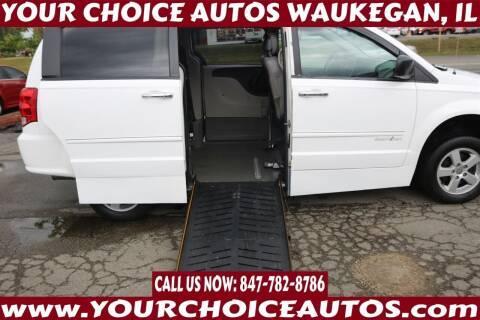2013 Dodge Grand Caravan for sale at Your Choice Autos - Waukegan in Waukegan IL