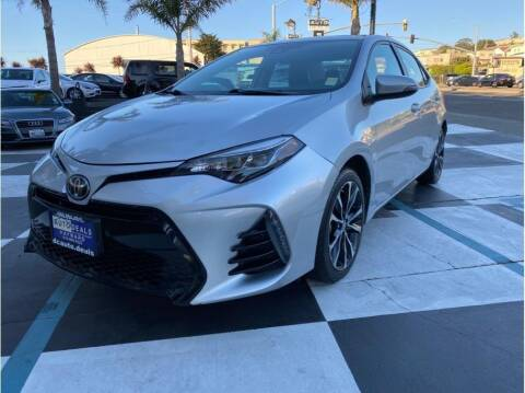 2017 Toyota Corolla for sale at AutoDeals in Daly City CA