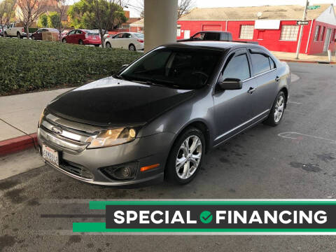 2012 Ford Fusion for sale at Super Motors in San Mateo CA