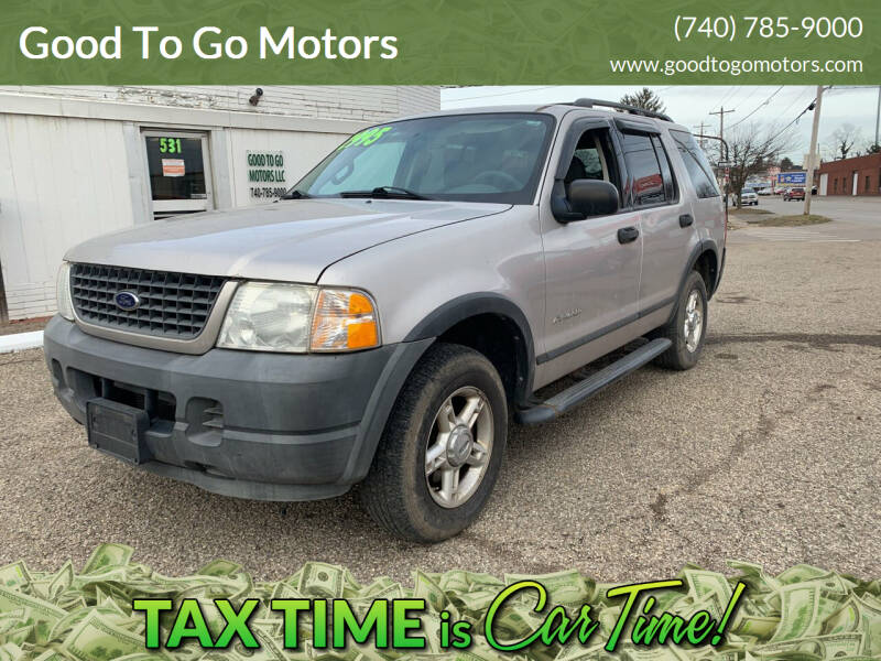 2004 Ford Explorer for sale at Good To Go Motors in Lancaster OH
