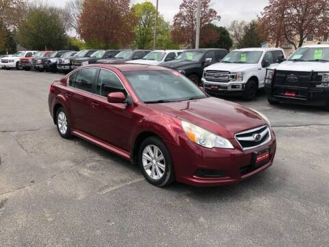 2011 Subaru Legacy for sale at WILLIAMS AUTO SALES in Green Bay WI