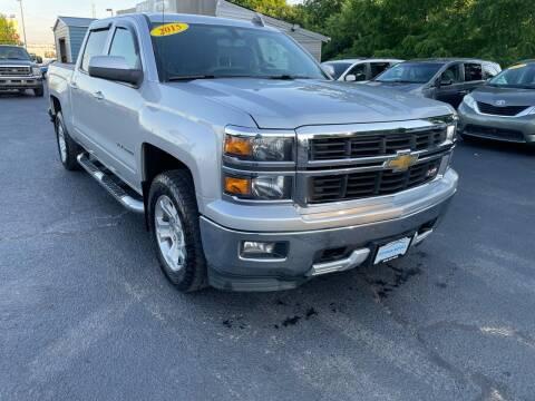 2015 Chevrolet Silverado 1500 for sale at LexTown Motors in Lexington KY