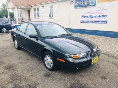 2002 Saturn S-Series for sale at New Wave Auto of Vineland in Vineland NJ