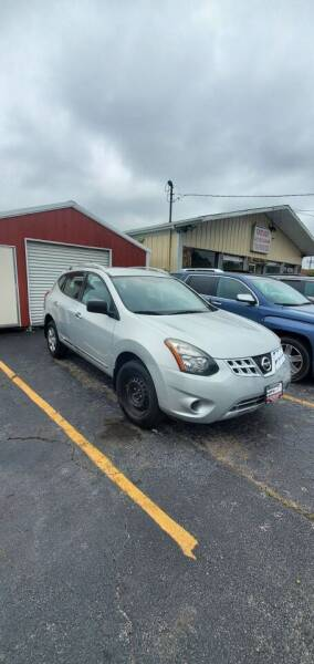 2015 Nissan Rogue Select for sale at Chicago Auto Exchange in South Chicago Heights IL