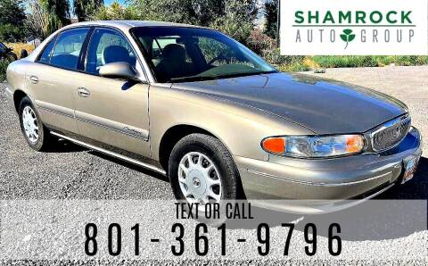 2002 Buick Century for sale at Shamrock Group LLC #1 in Pleasant Grove UT