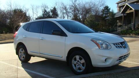 2012 Nissan Rogue for sale at Red Rock Auto LLC in Oklahoma City OK
