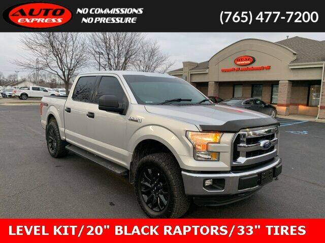 2015 Ford F-150 for sale at Auto Express in Lafayette IN