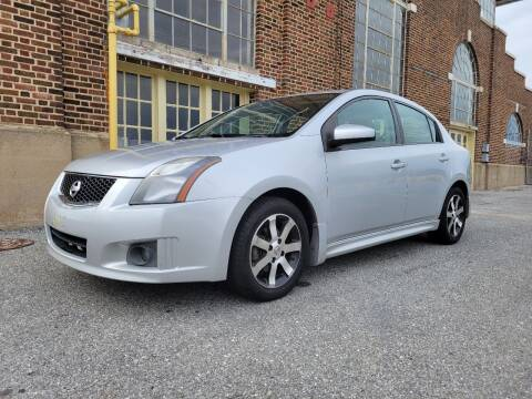 2011 Nissan Sentra for sale at 1st Stop Auto Sales in York PA
