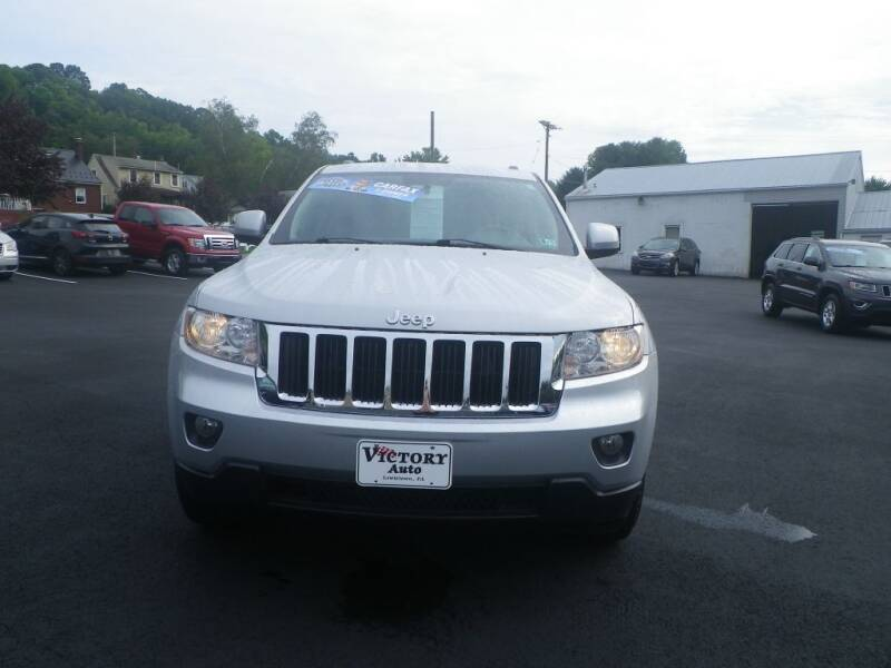 2011 Jeep Grand Cherokee for sale at VICTORY AUTO in Lewistown PA