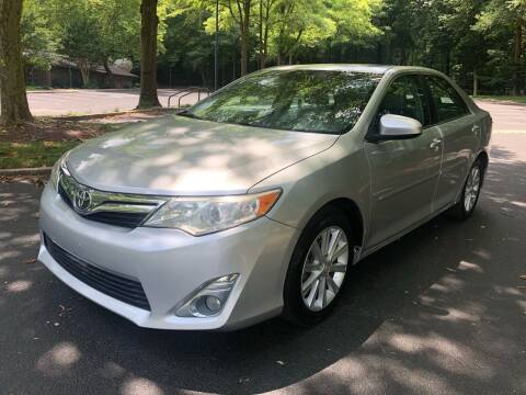 2014 Toyota Camry for sale at Bowie Motor Co in Bowie MD