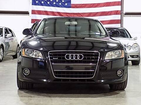 2009 Audi A5 for sale at Texas Motor Sport in Houston TX