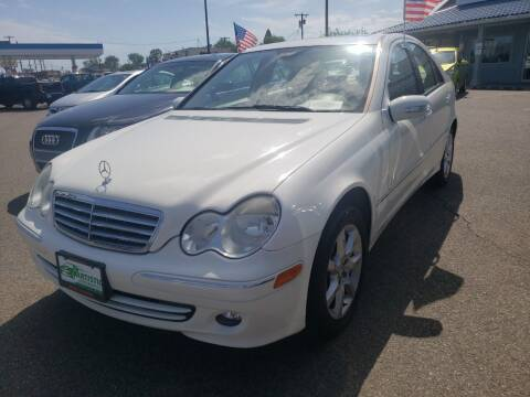 2007 Mercedes-Benz C-Class for sale at Artistic Auto Group, LLC in Kennewick WA