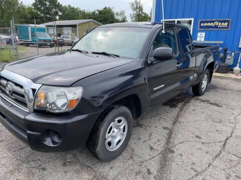 2009 Toyota Tacoma for sale at CHUCKS AUTO SERVICE LLC in Sturgis MI