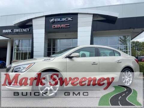 2014 Buick LaCrosse for sale at Mark Sweeney Buick GMC in Cincinnati OH