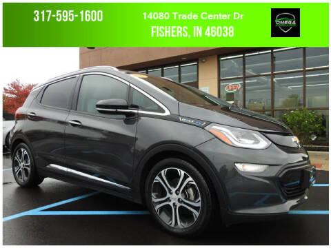 2017 Chevrolet Bolt EV for sale at Omega Autosports of Fishers in Fishers IN