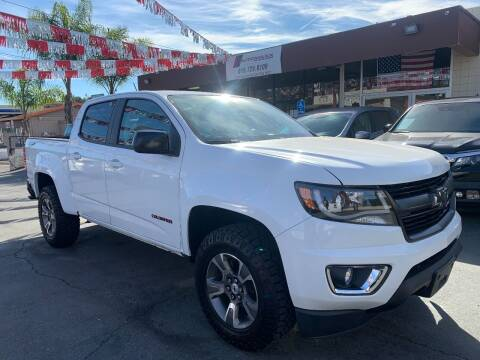 2018 Chevrolet Colorado for sale at Automaxx Of San Diego in Spring Valley CA