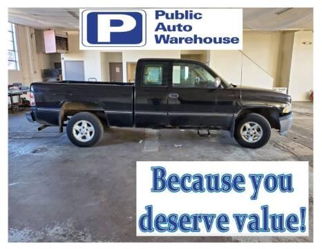 1996 Dodge Ram Pickup 1500 for sale at Public Auto Warehouse in Pekin IL