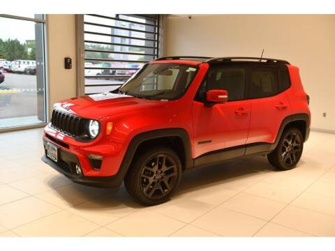 2019 Jeep Renegade for sale at Platinum Car Brokers in Spearfish SD