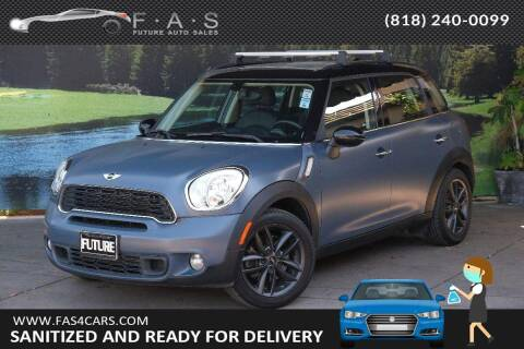 2013 MINI Countryman for sale at Best Car Buy in Glendale CA
