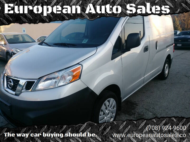 2015 Nissan NV200 for sale at European Auto Sales in Bridgeview IL