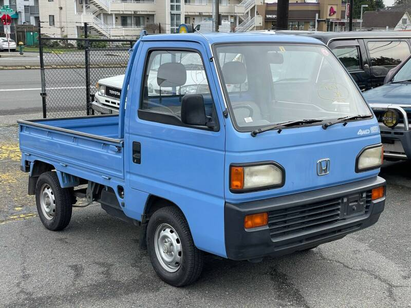 1993 Honda Acty 4WD for sale at JDM Car & Motorcycle LLC in Seattle WA