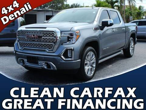 2020 GMC Sierra 1500 for sale at Palm Beach Auto Wholesale in Lake Park FL